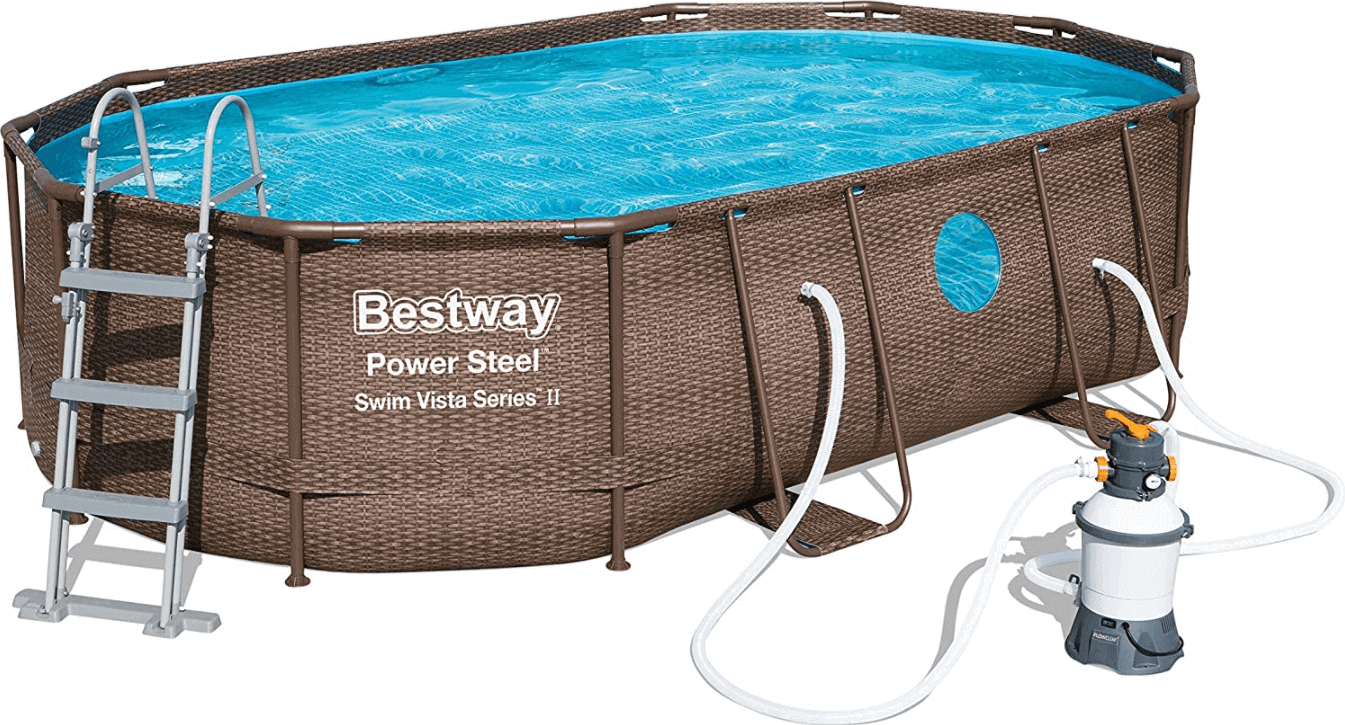 Piscine gonflable bestway photo